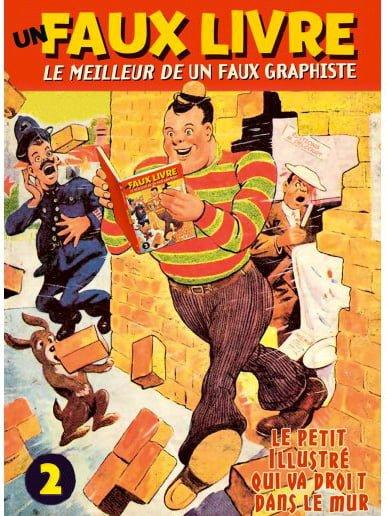 Un Faux Livre Tome 2 Ex Libris Signe Brusel
